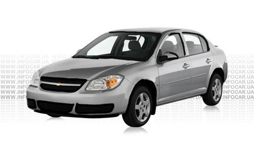 Цвета Cobalt Sedan