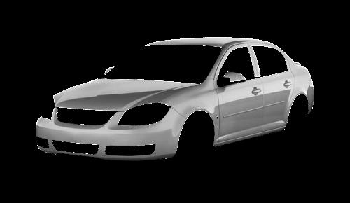 Цвета кузова Cobalt Sedan